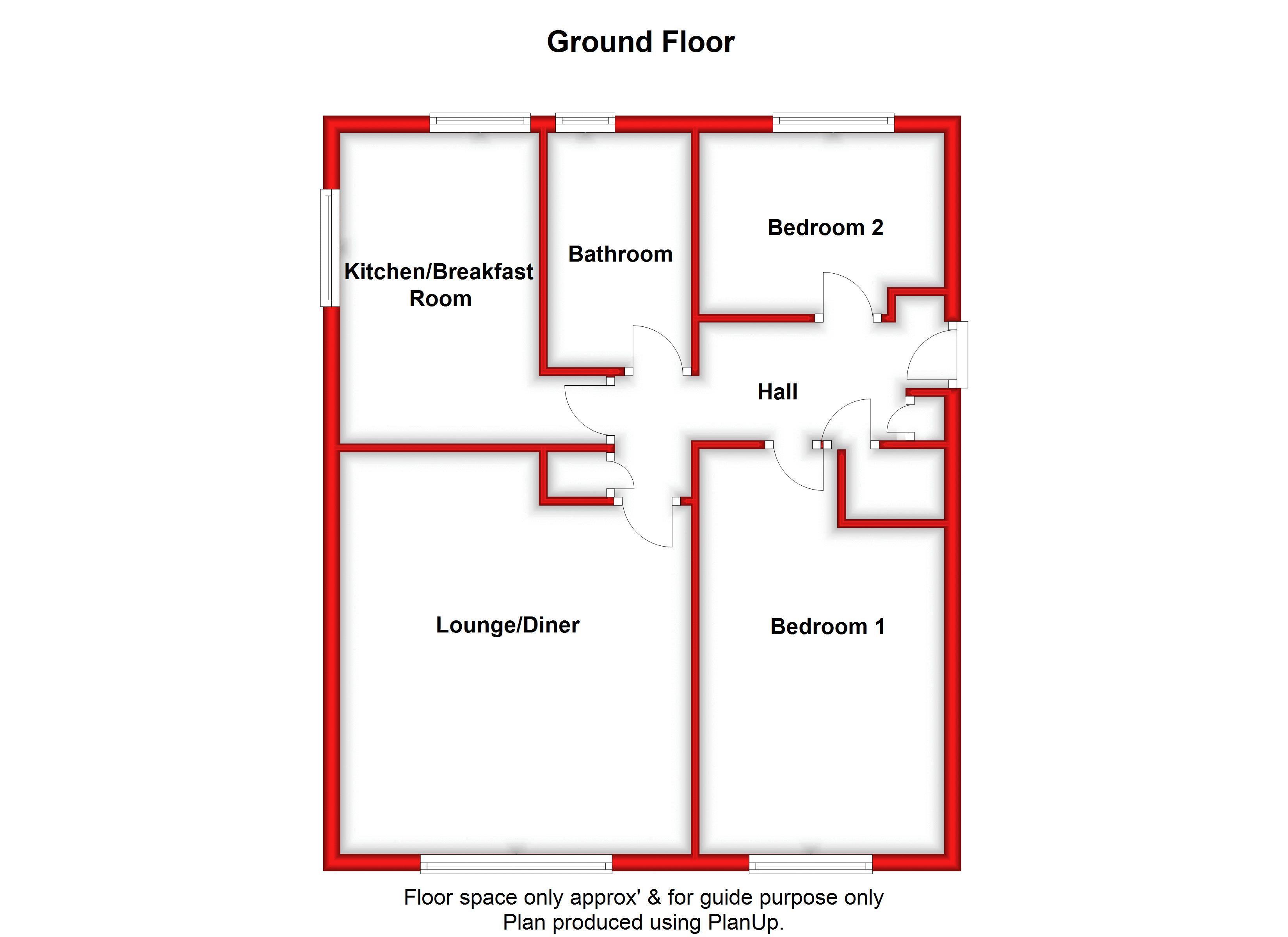 1st Floor Flat