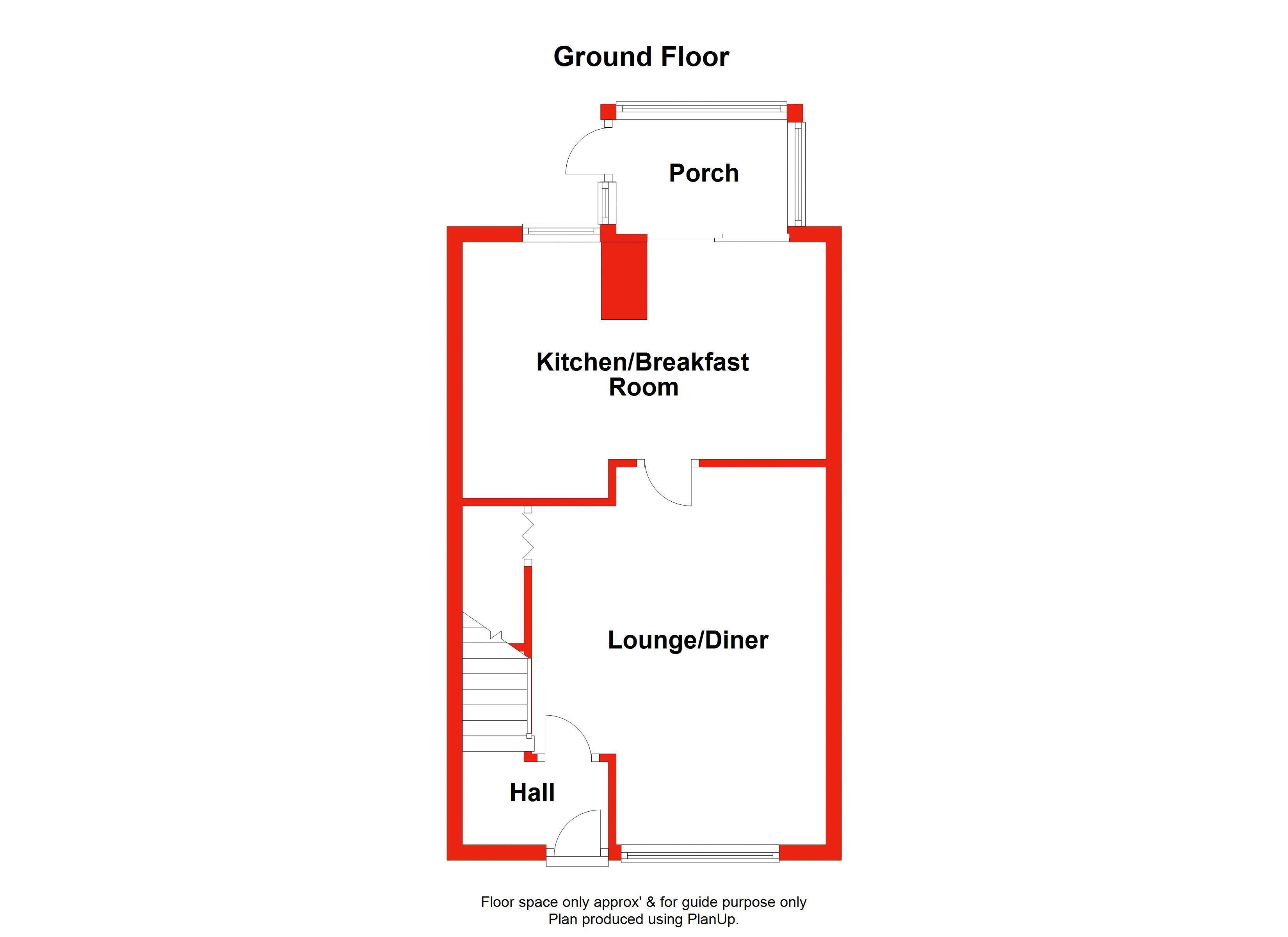G.Floor, 1st Floor & 2nd Floor