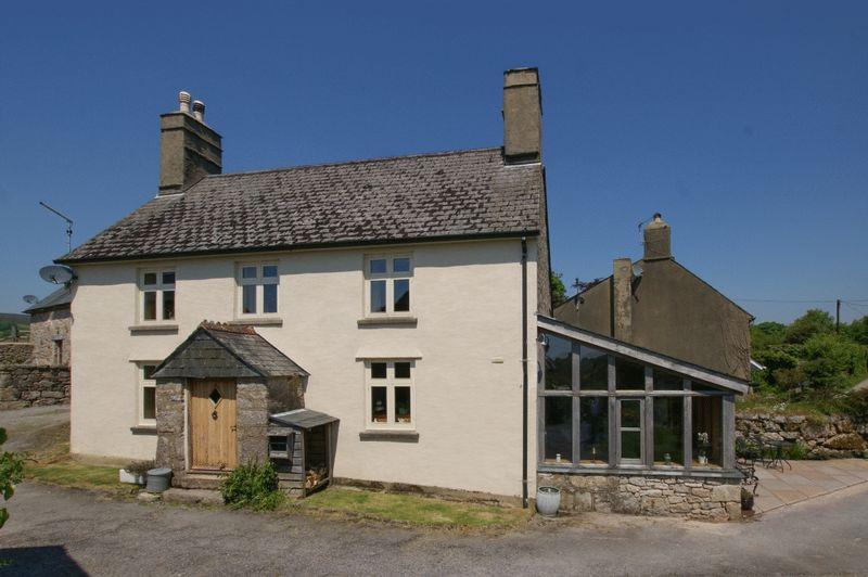 Farmhouse external front
