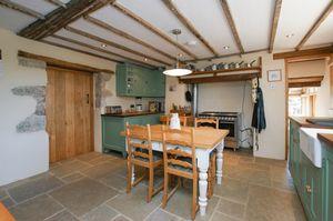 Farmhouse Kitchen dining room