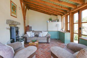 Farmhouse Conservatory / sun room