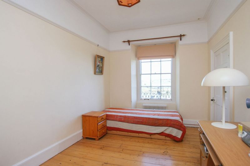Joining bedroom