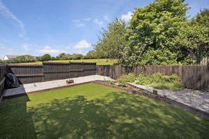 Garden for Cottage 3