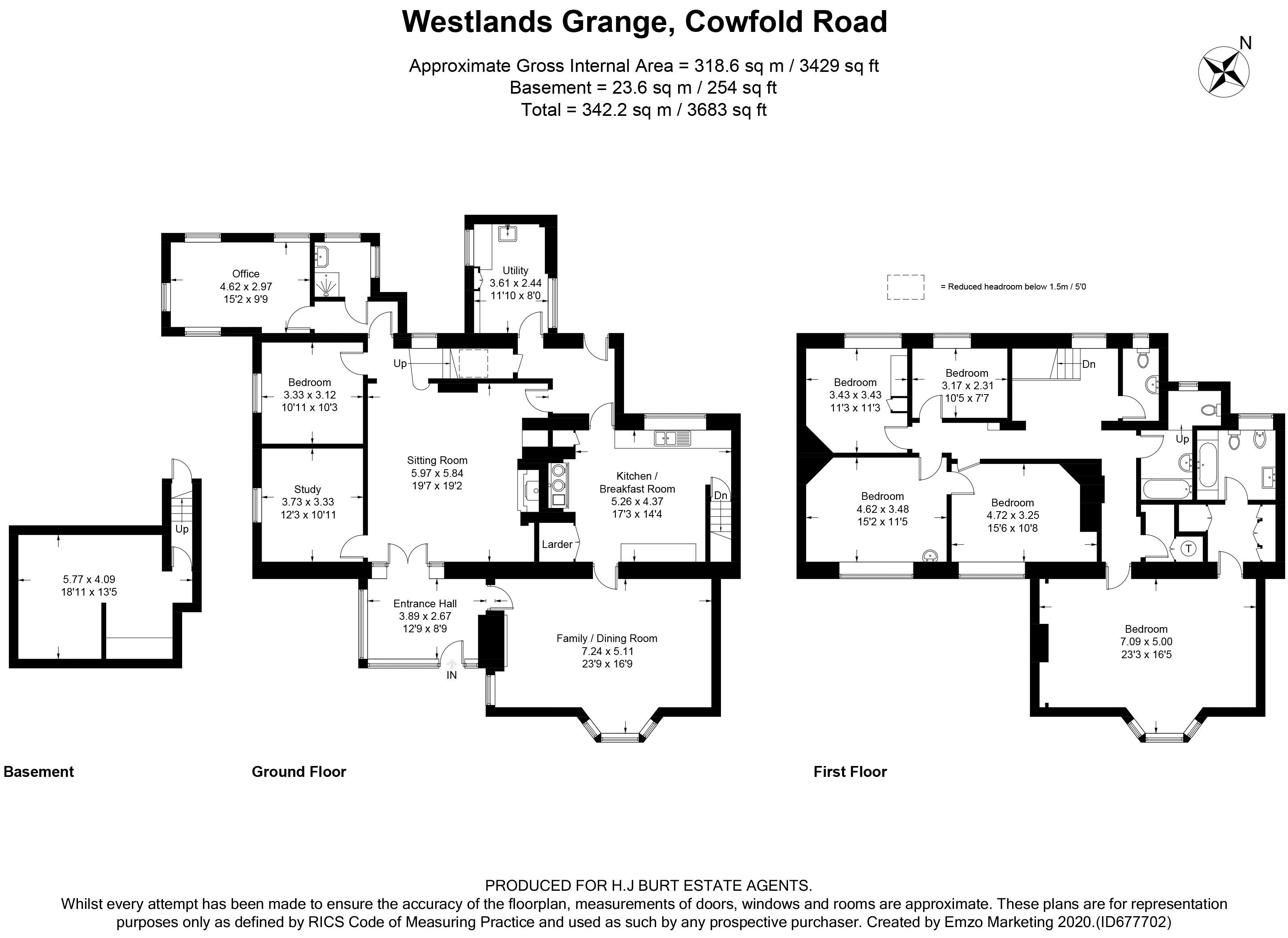 Westlands Grange