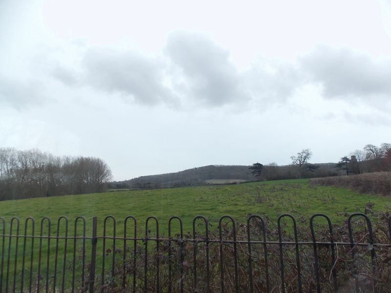 Chanctonbury Ring Road Wiston