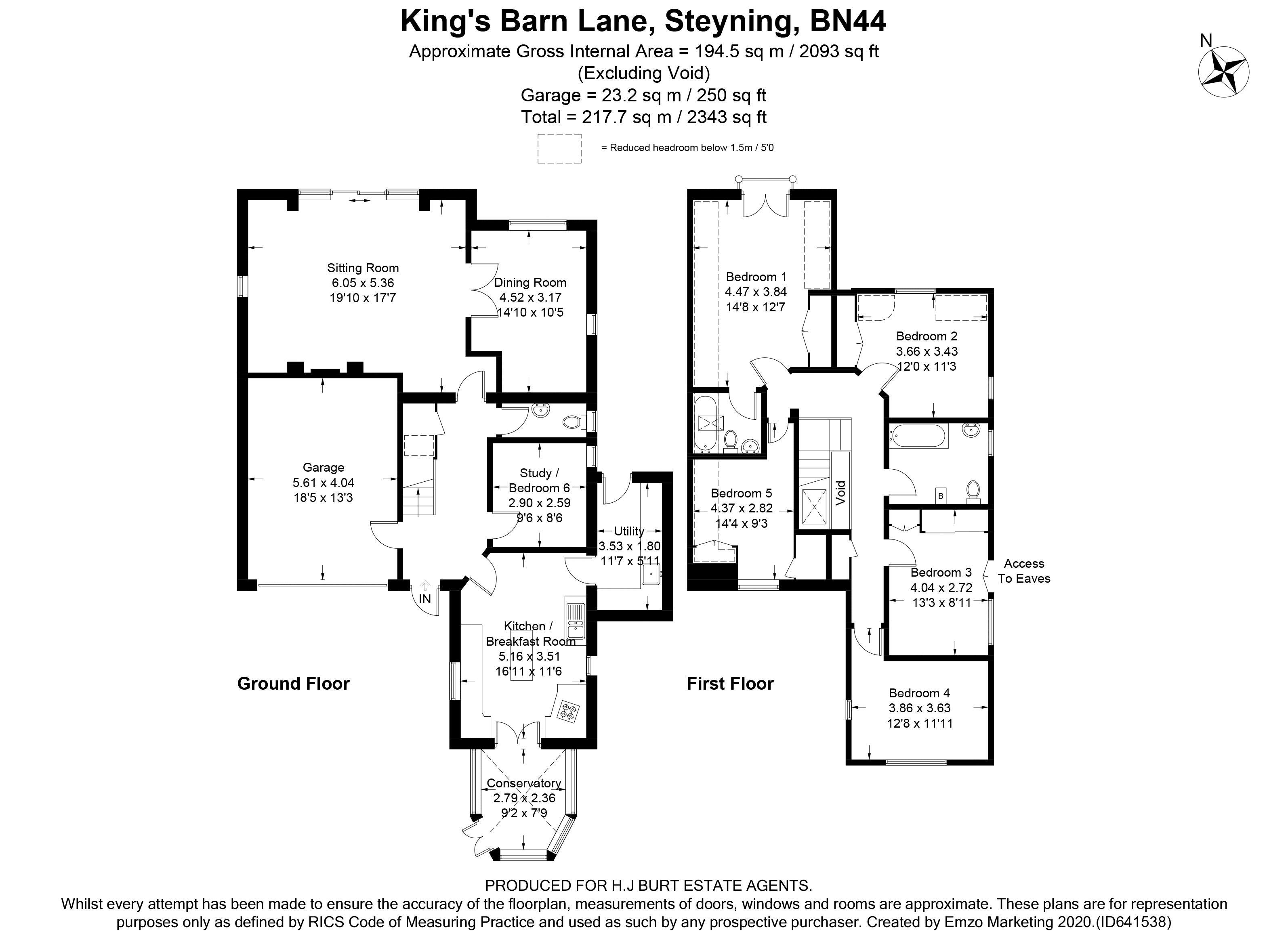 Kings Barn Lane