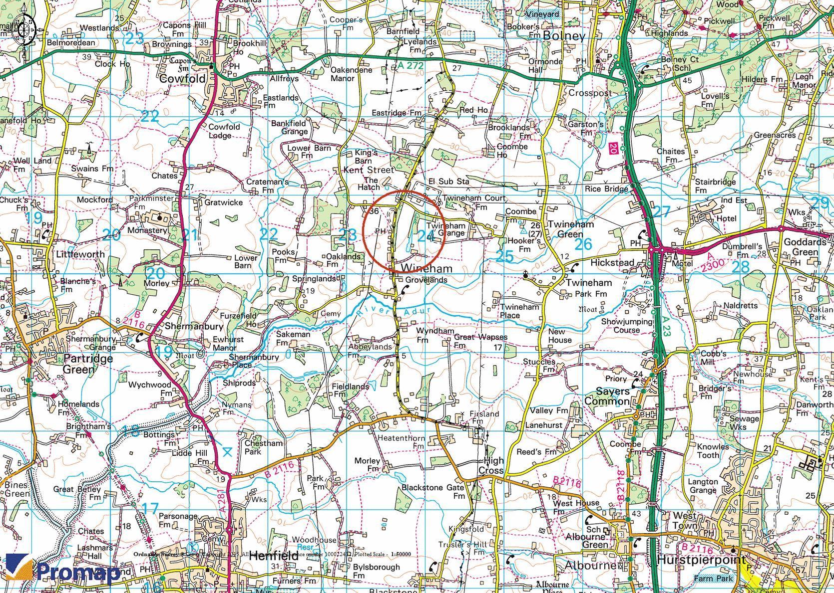 Wineham Lane Wineham
