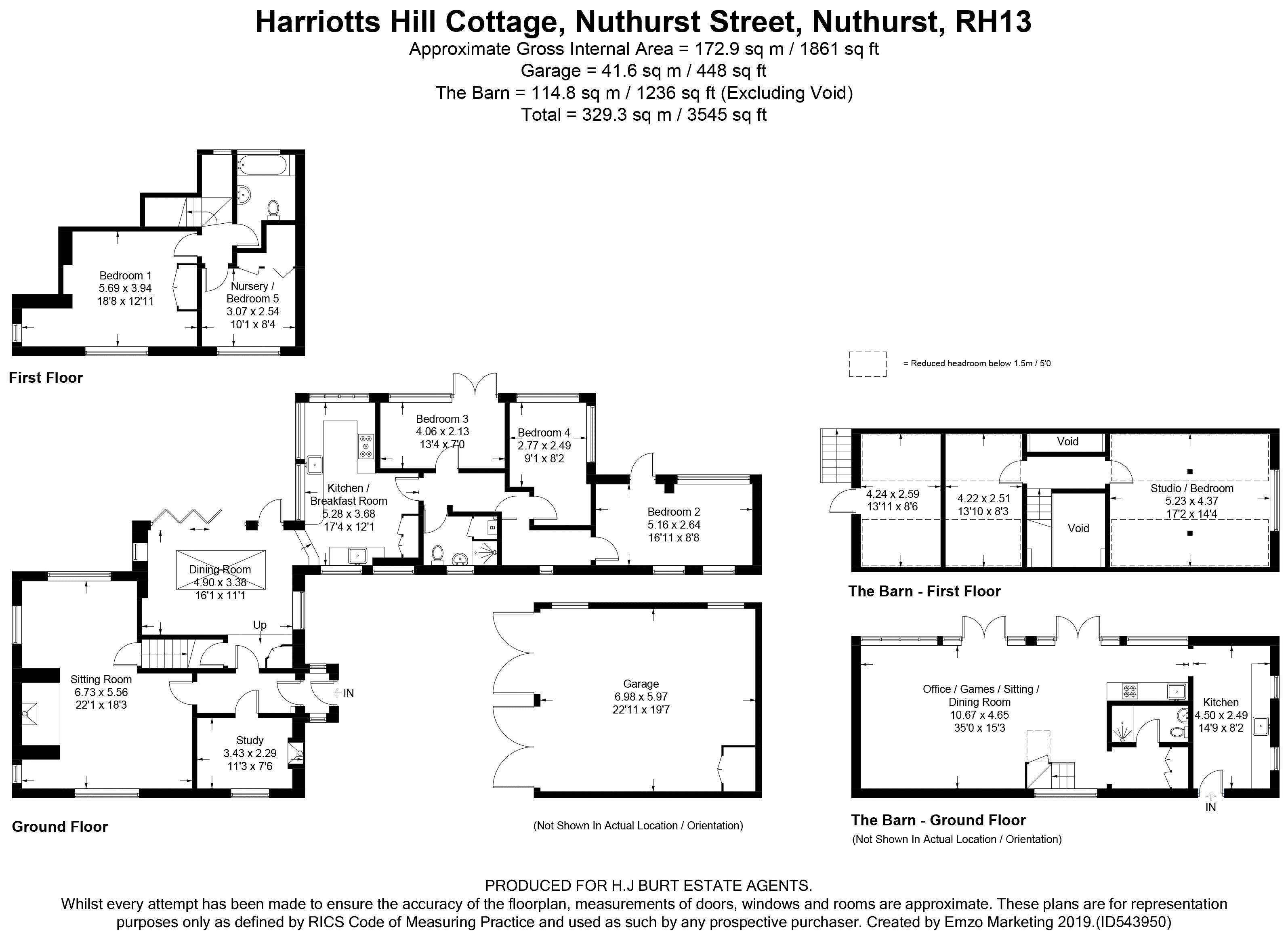 Nuthurst Street Nr. Horsham