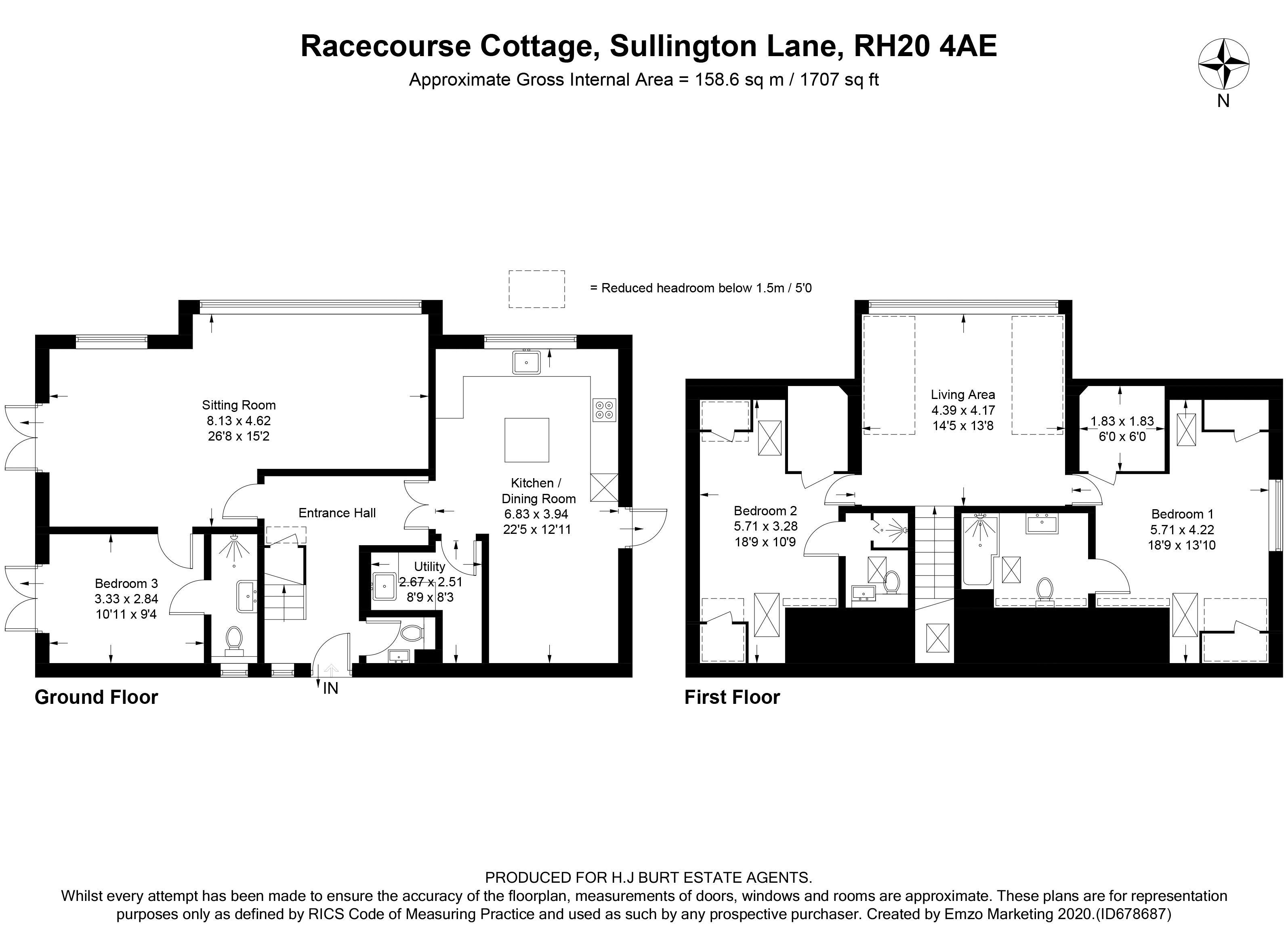 Racecourse Cottage