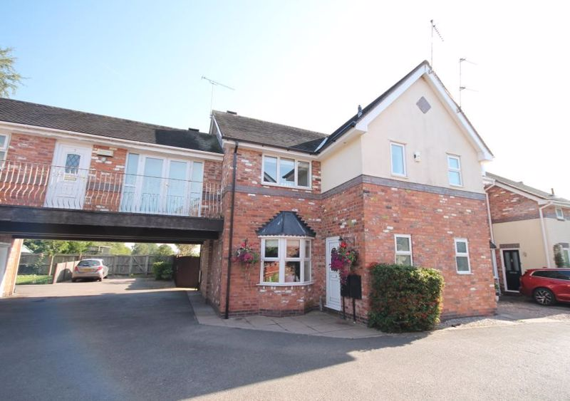 Waterside Close Madeley