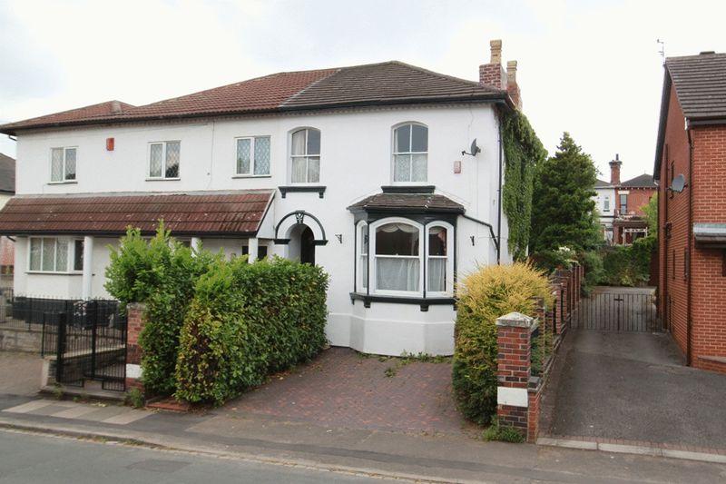 Haydon Street Basford