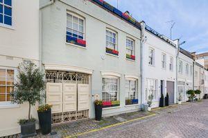 Princes Gate Mews South Kensington