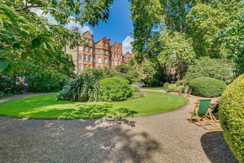 Collingham Gardens South Kensington