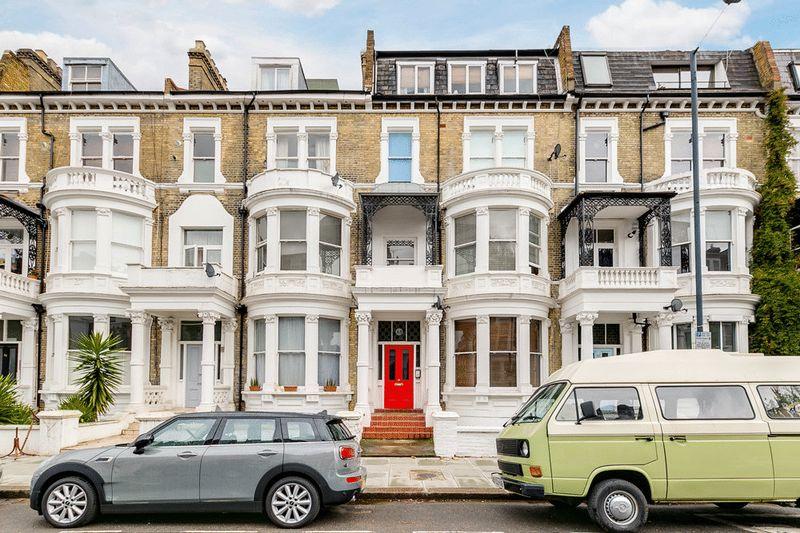 Sinclair Road West Kensington
