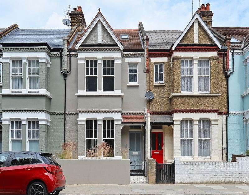 Shinfield Street North Kensington