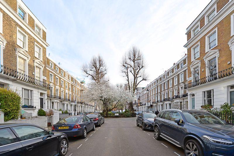 Kildare Terrace Notting Hill
