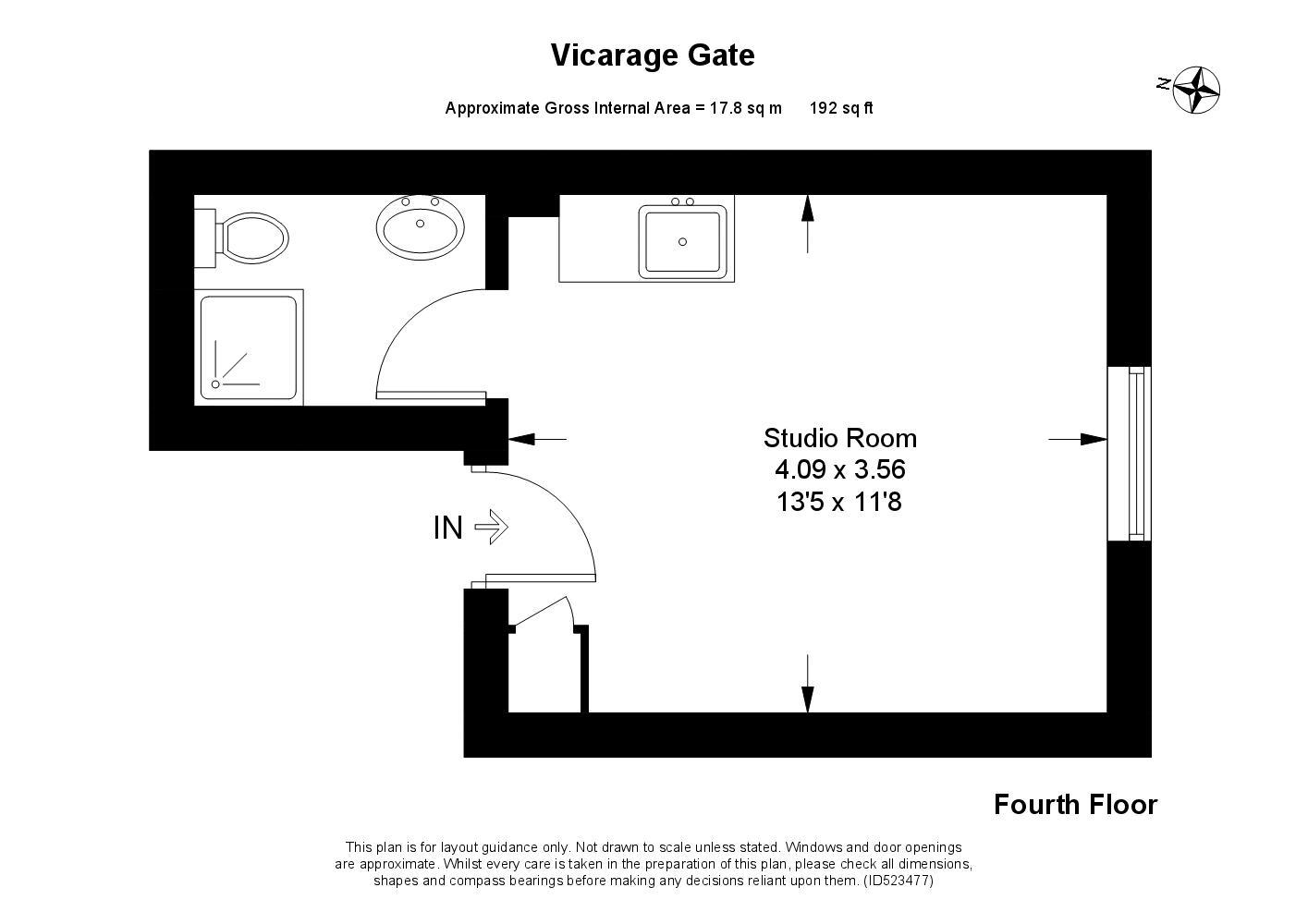 Vicarage Gate Kensington