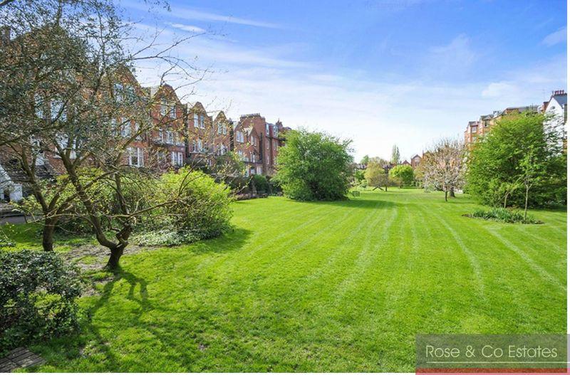 Greencroft Gardens South Hampstead