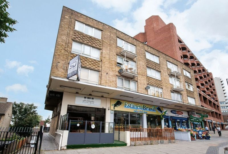 Finchley Road Swiss Cottage