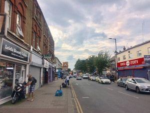 High Street Harlesden