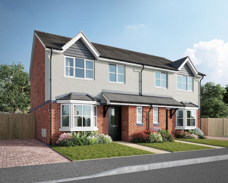 Llys Marl Development Marl Lane