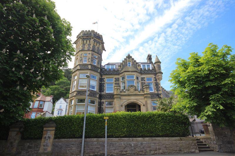 Bodlondeb Castle Llwynon Gardens