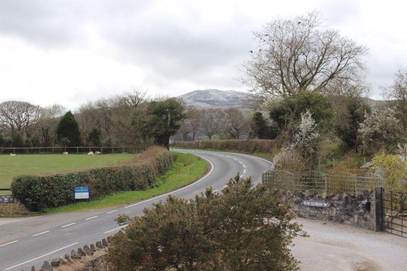 Llanrwst Road Conwy