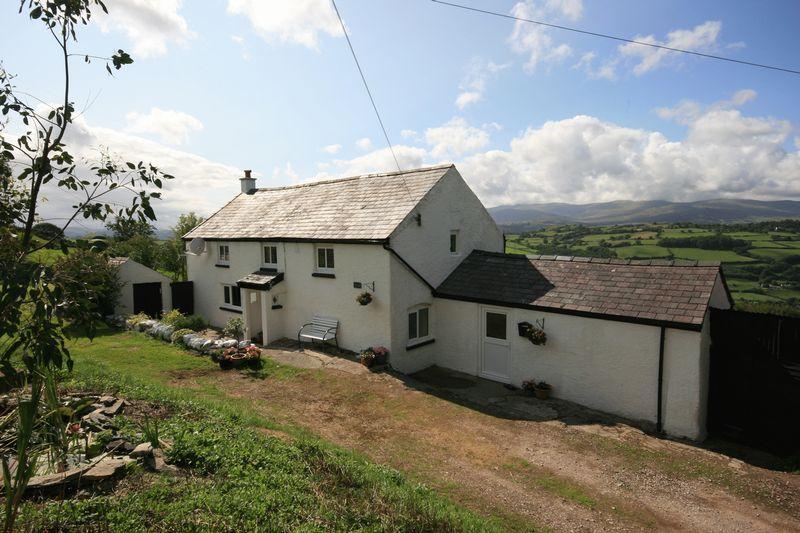 Ffordd Llwyn Du Eglwysbach