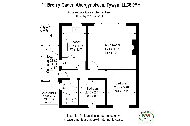 Bron Y Gader Abergynolwyn