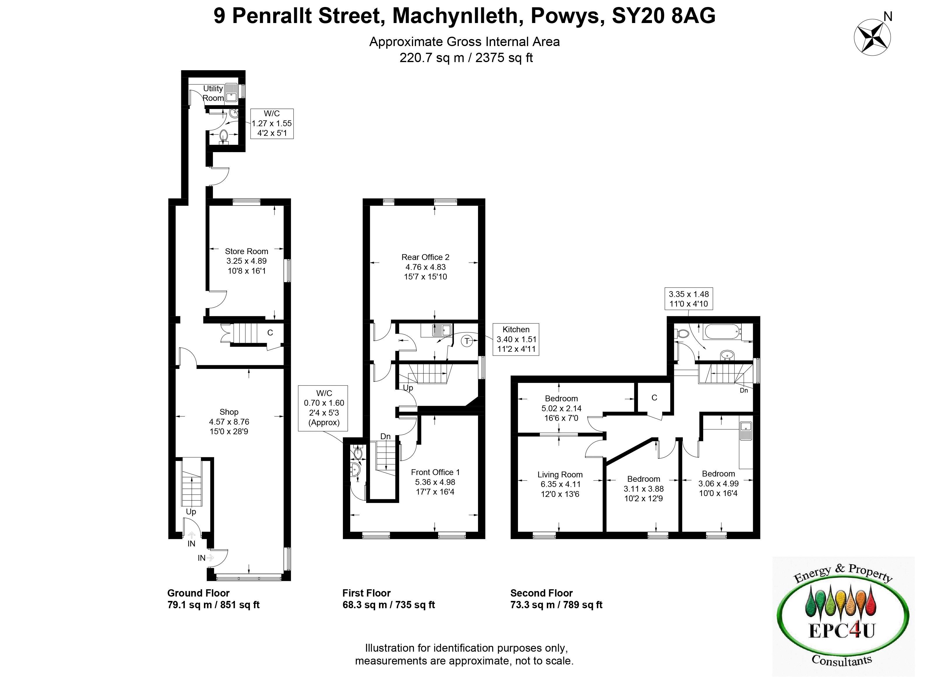 9 Penrallt Street