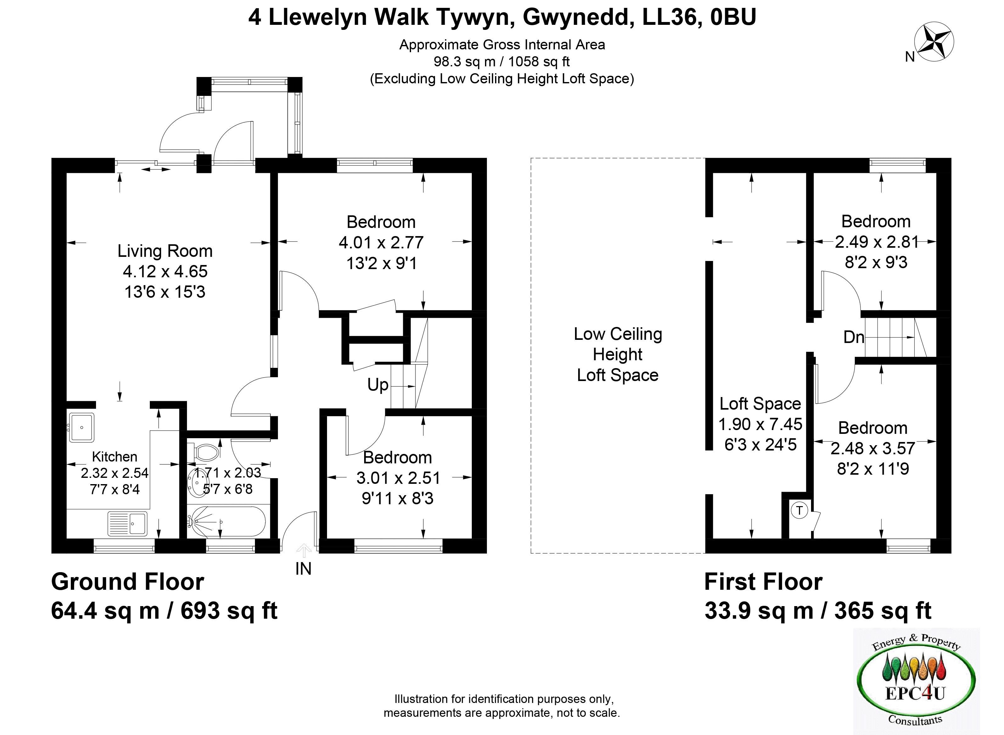 Llewelyn Walk