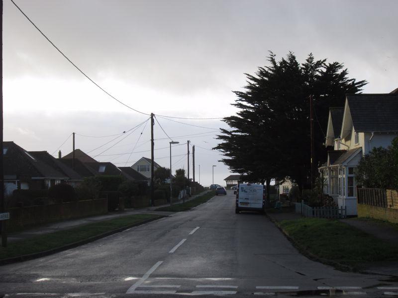 Grove Road Barton On Sea