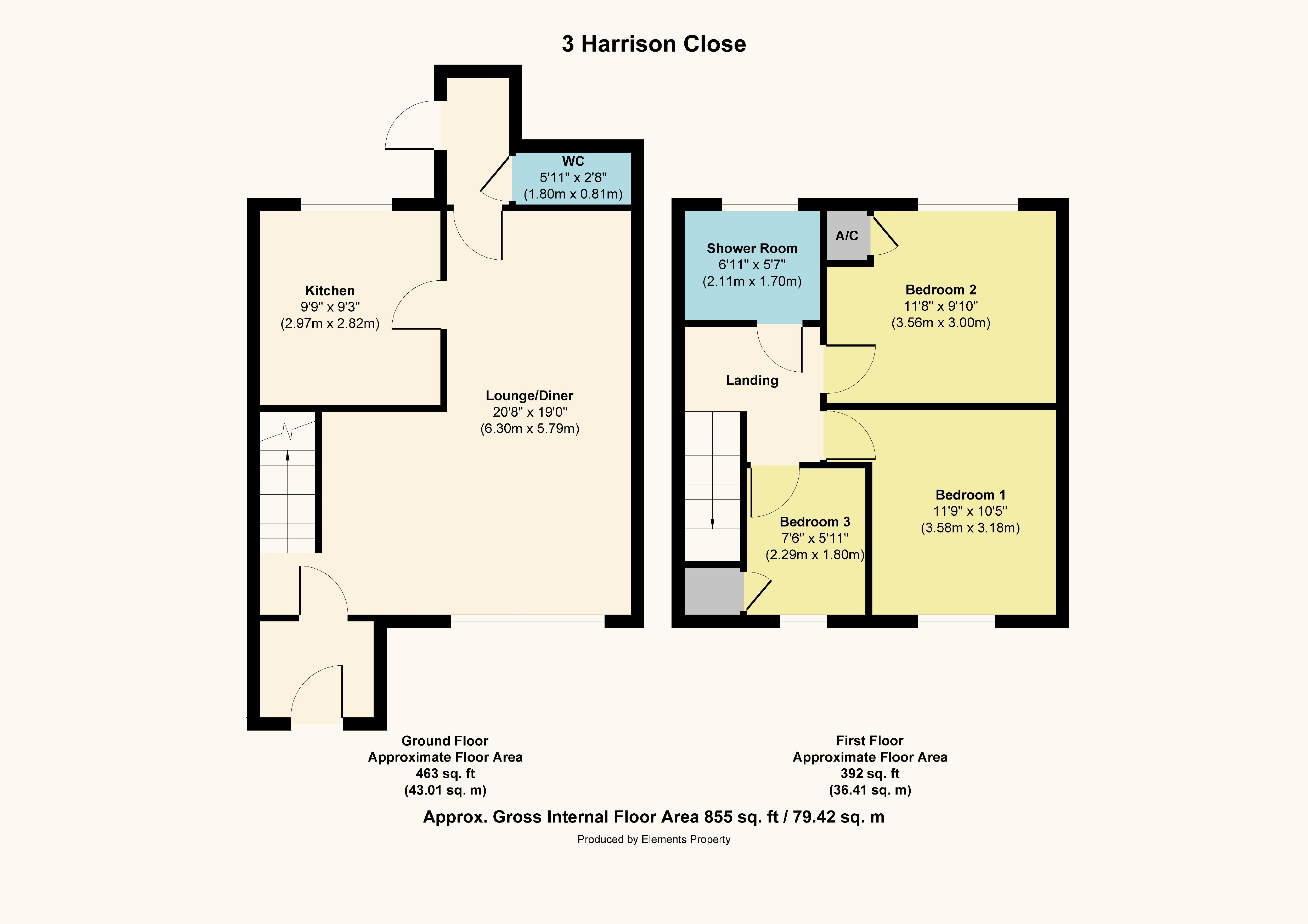 Harrison Close Burton