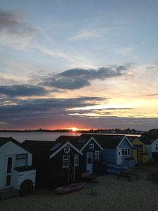 Mudeford Beach