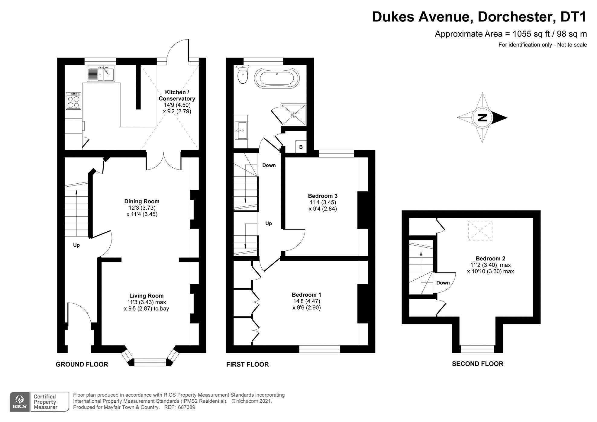 Dukes Avenue