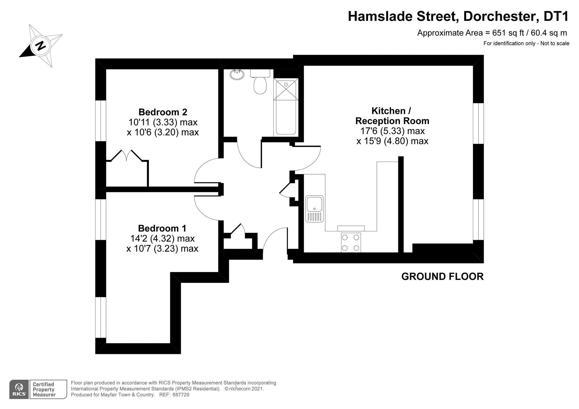 Hamslade House 10 Hamslade Street