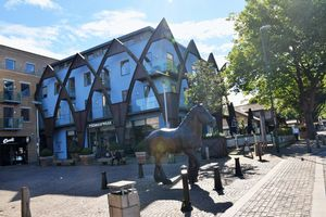 Dray Horse Yard Brewery Square