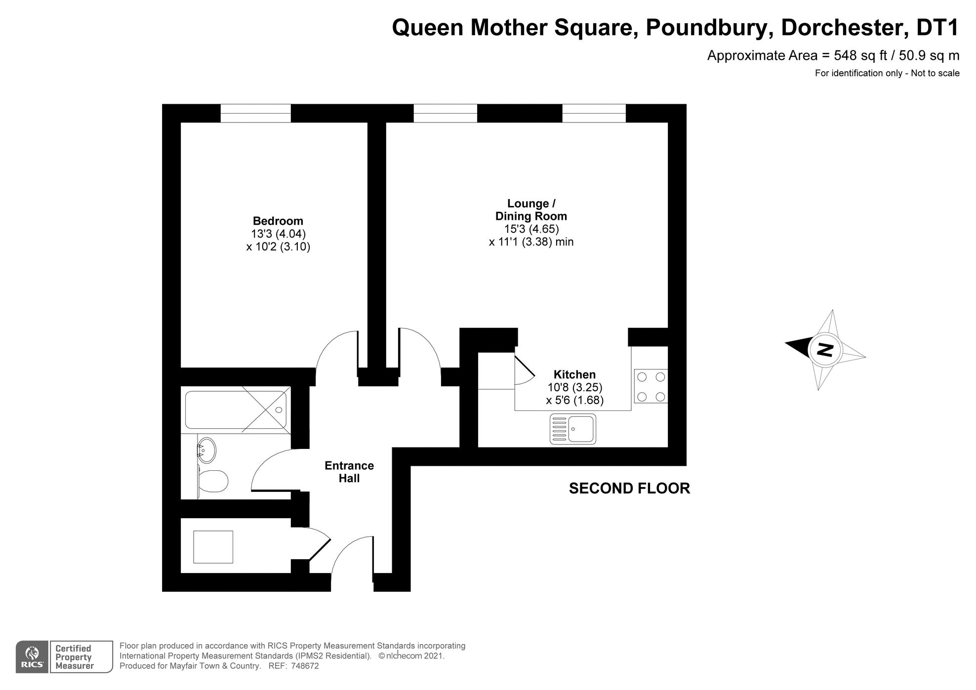 1 Queen Mother Square Poundbury