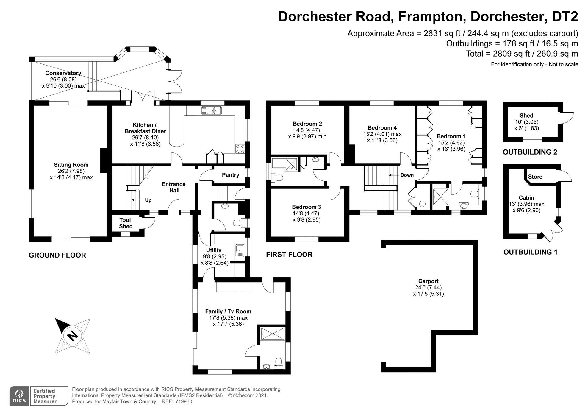 Dorchester Road Frampton