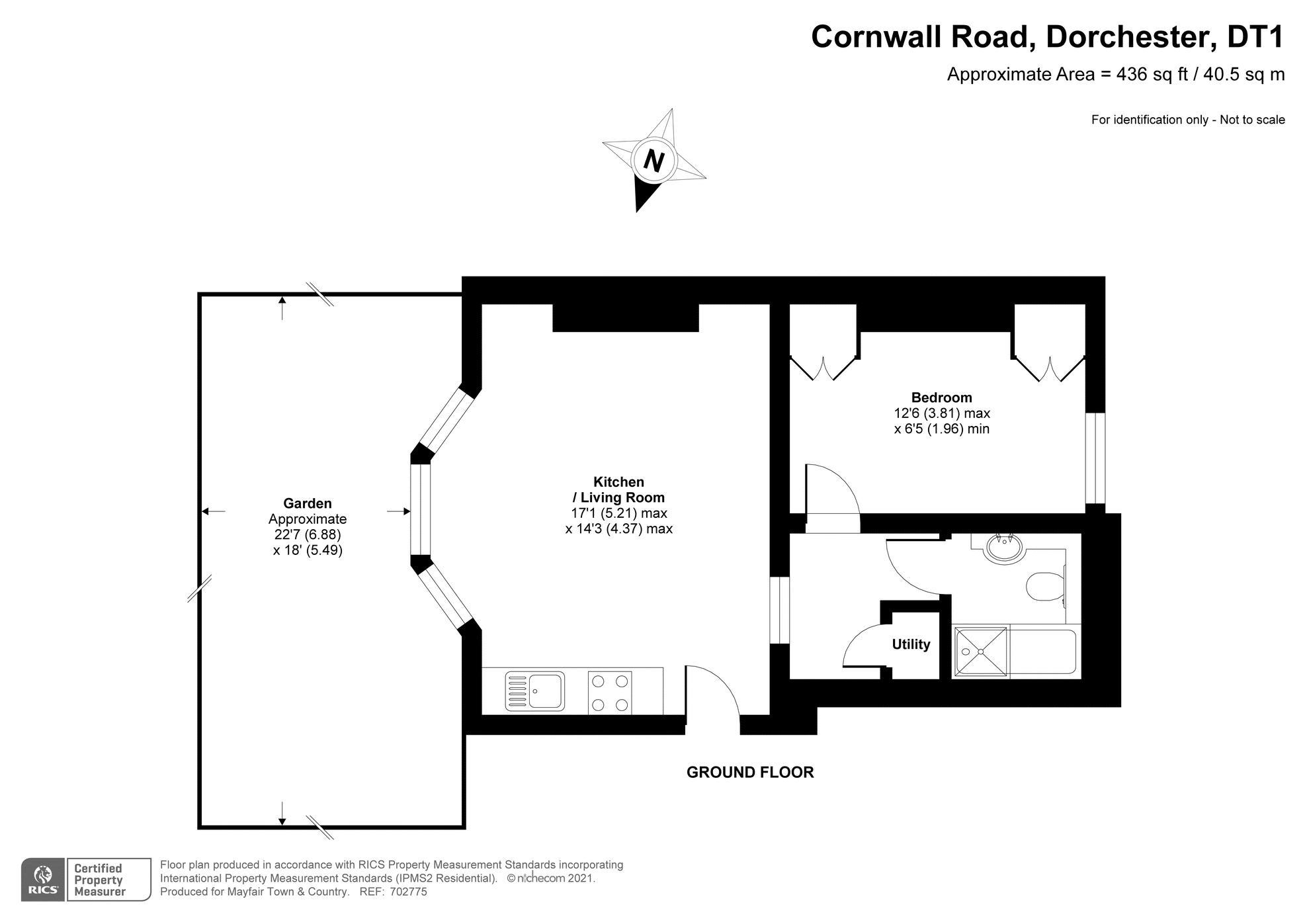 8 Cornwall Road