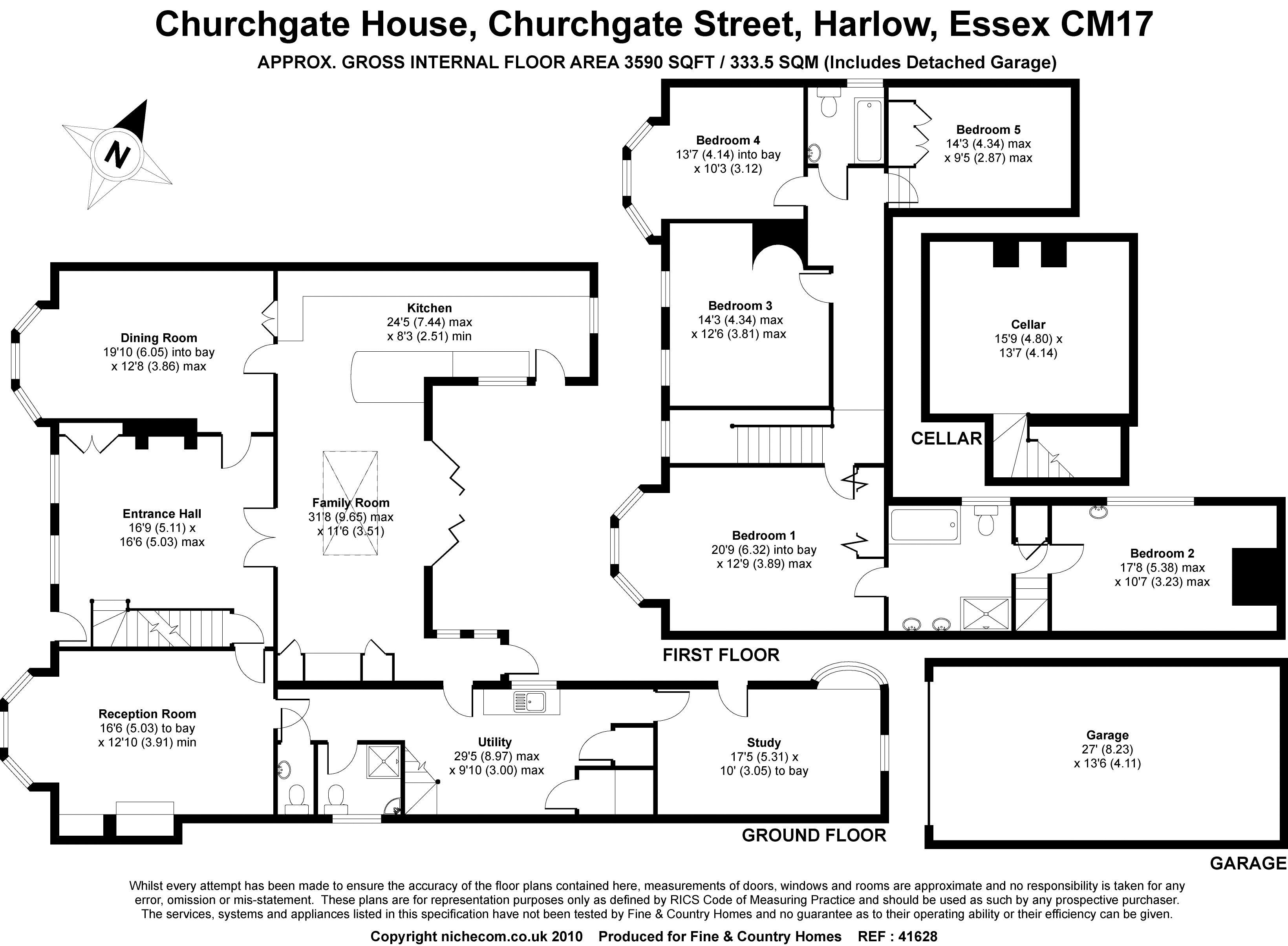 Churchgate House