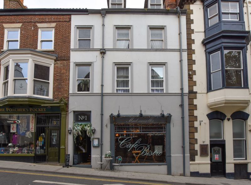 Skinner Street