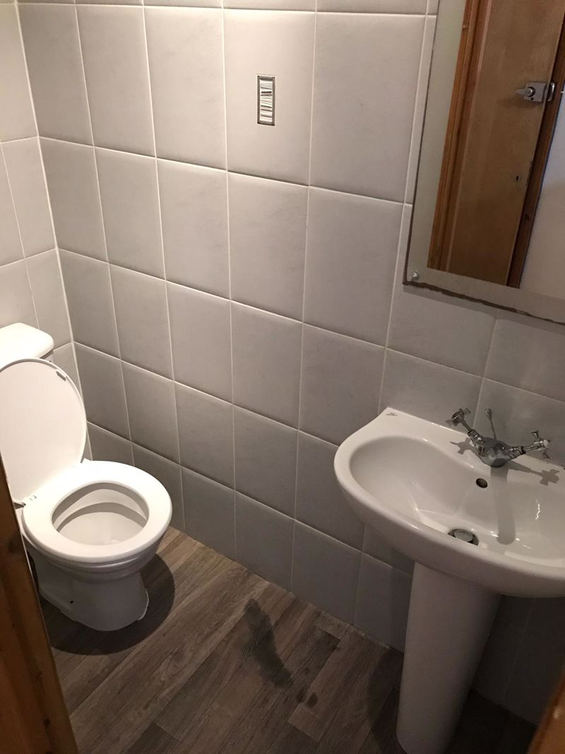 Separate WC First Floor