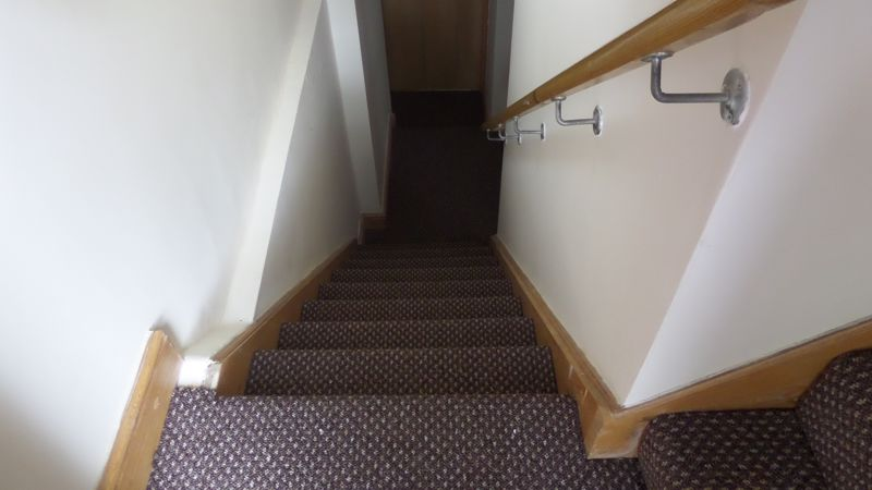 Stairs to the Bedroom 6