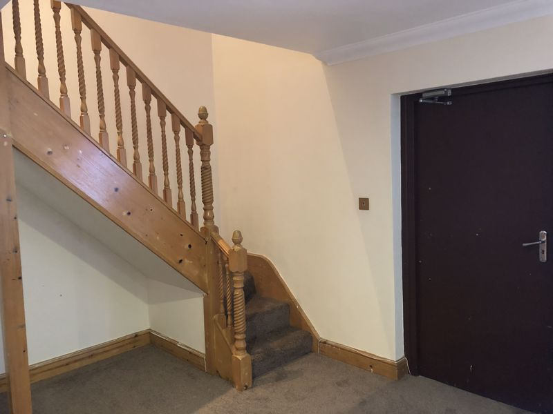 Stairs to Bedroom