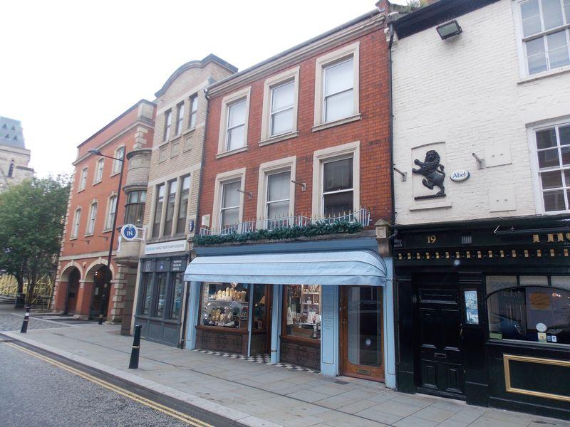 St Giles Street