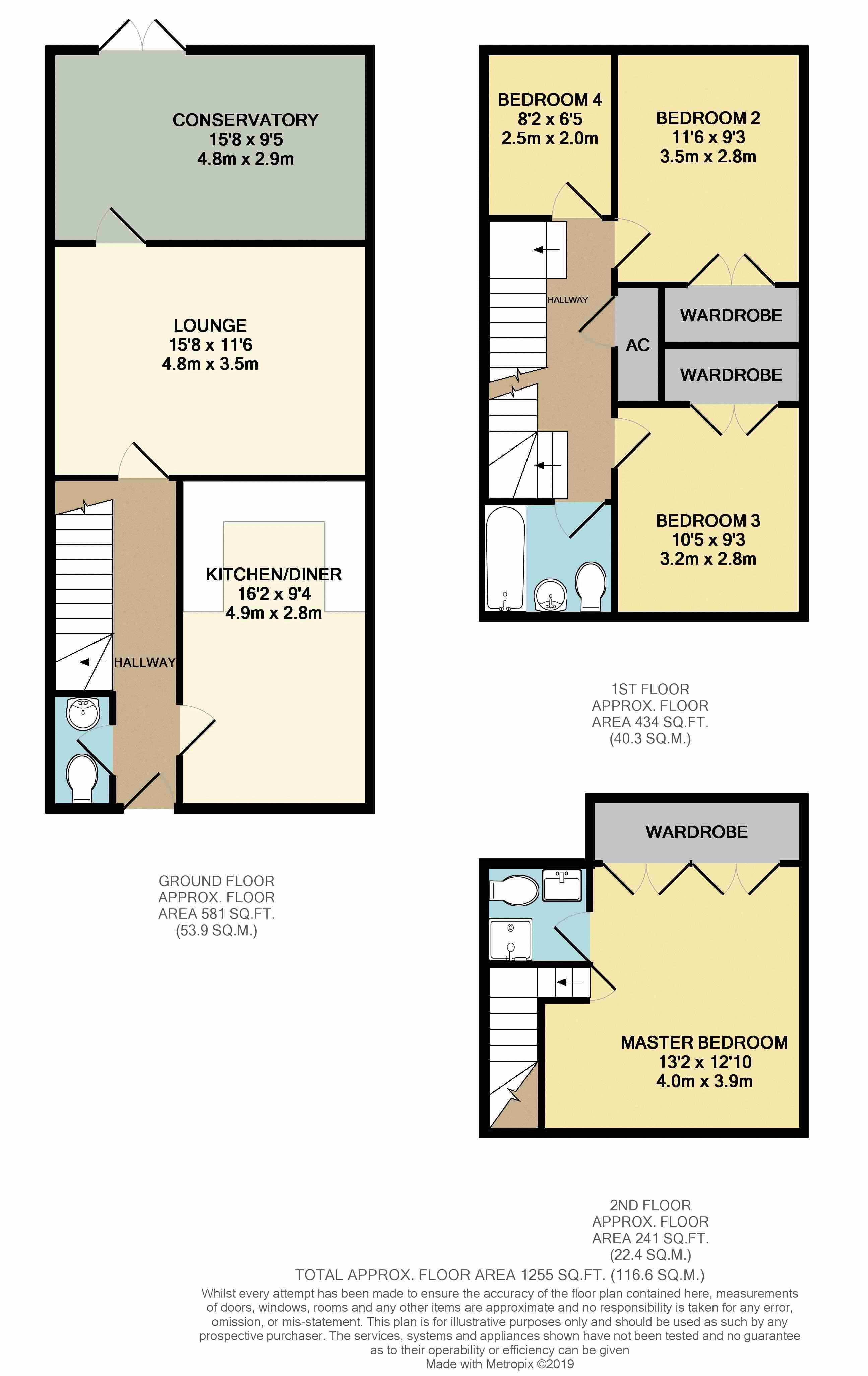 Insignia Close, Floorplan