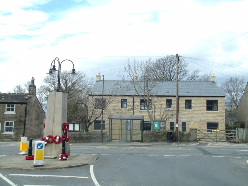 Church View Cottages Glossop Road