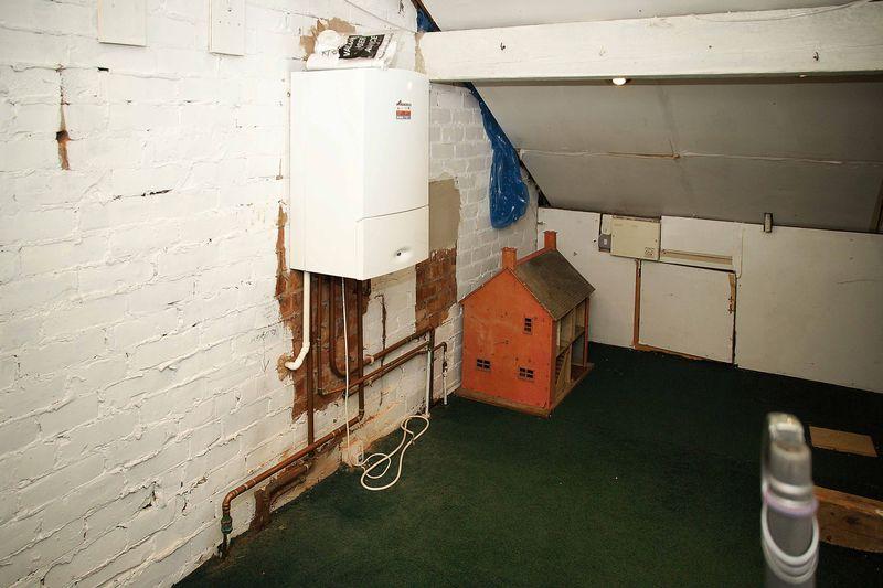 1st Floor Storage Room