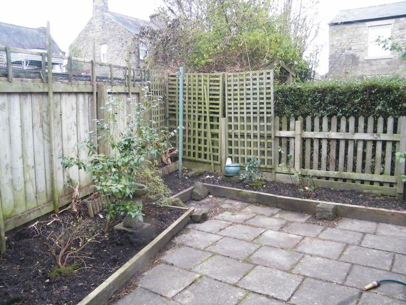 Garden Terrace St Helens Street
